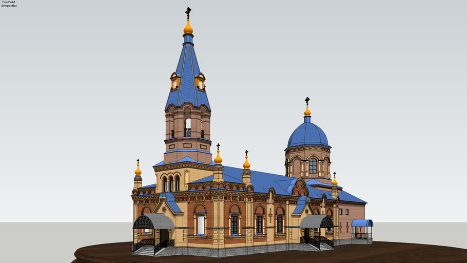 Khmelnytskyi Cathedral of St. Andrew the First-Called
