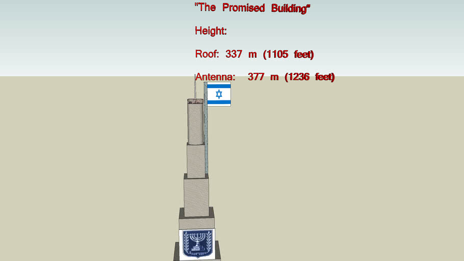 """The Promised Building"""