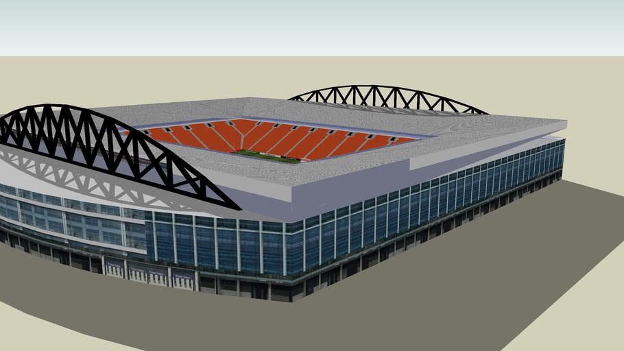 Rectangular Stadium Concept