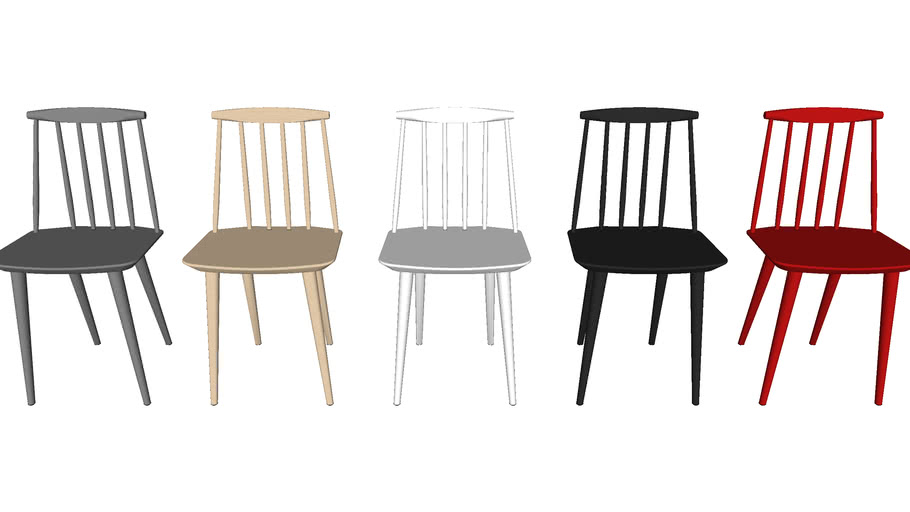 HAY Chair J77