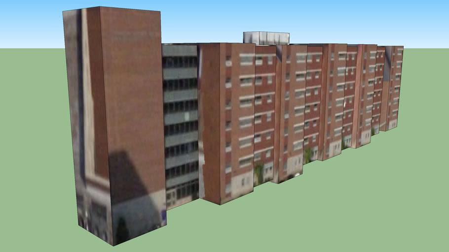Caneris Hall, Drexel University in Philadelphia, PA, USA