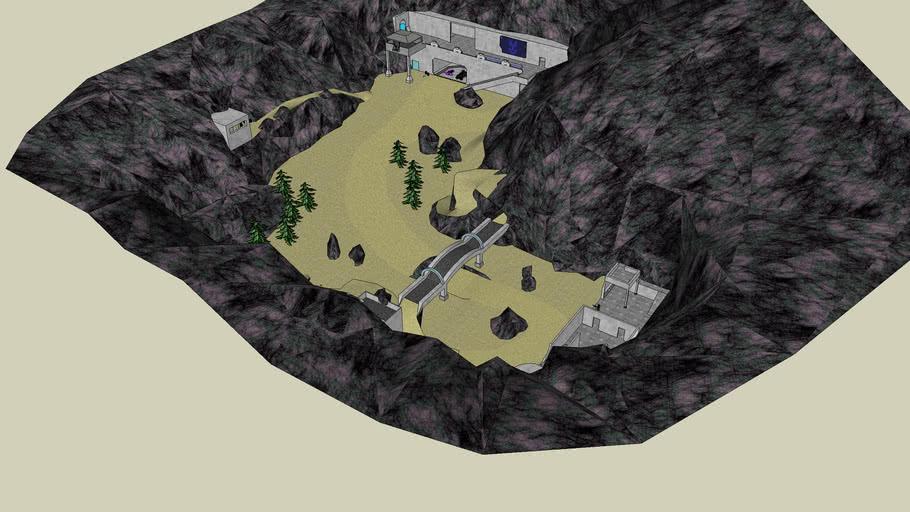 My Halo Map
