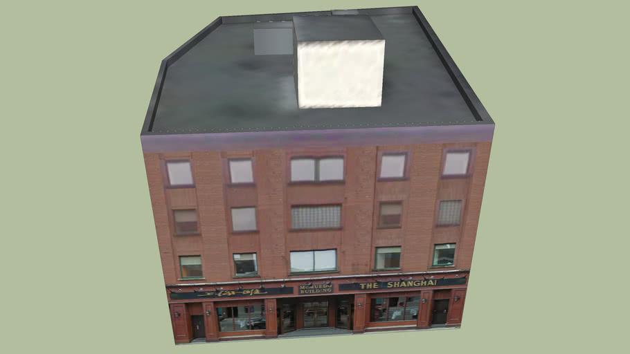 McMurdo Building, Water Street