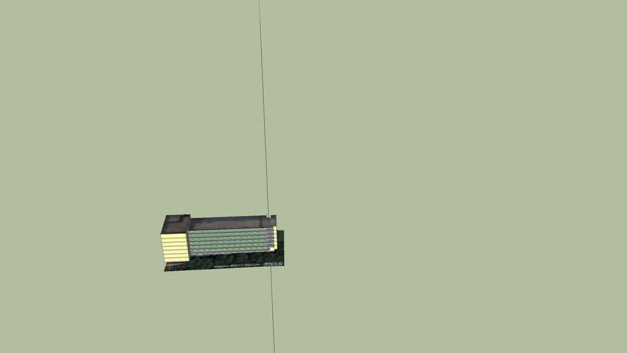 中国地质大学(武汉)53栋宿舍楼