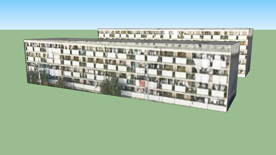 Building in Saitama, Saitama Prefecture, Japan