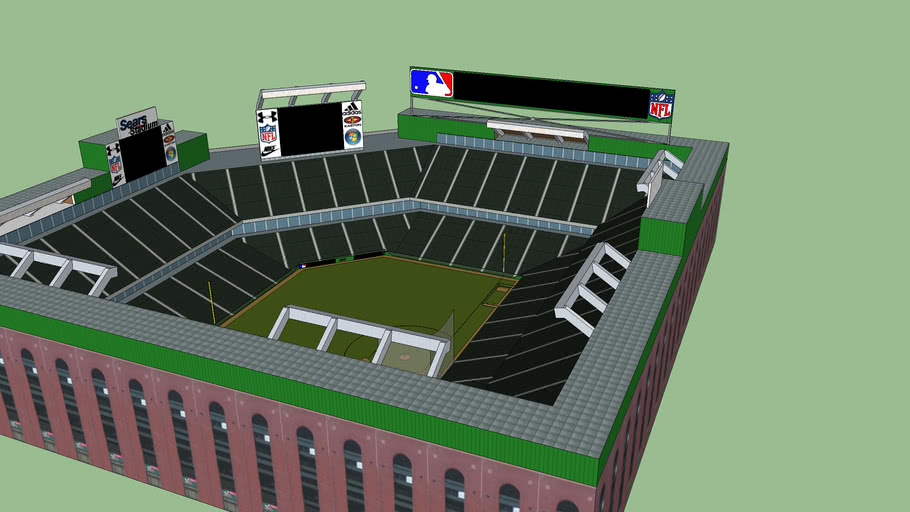 Sears Stadium (Baseball)