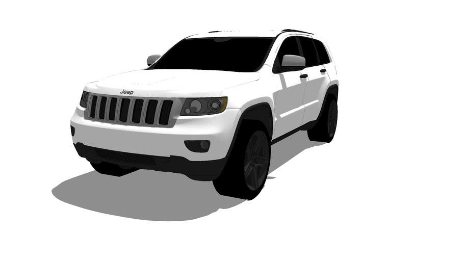 2012 Jeep Grand Cherokee WK2