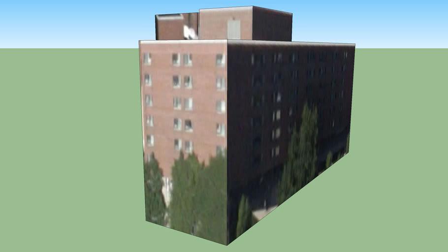 Bâtiment2 situé Chicago, IL, USA