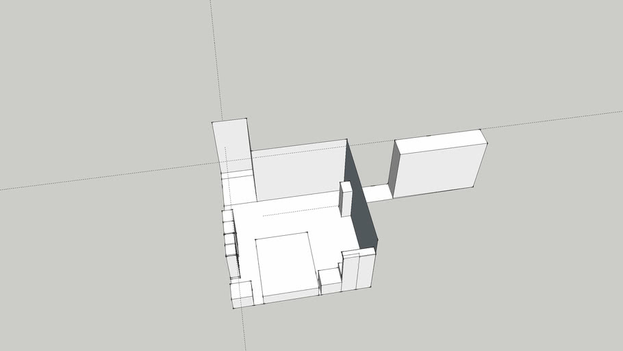 房間模型1