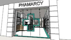 Pharmacy props