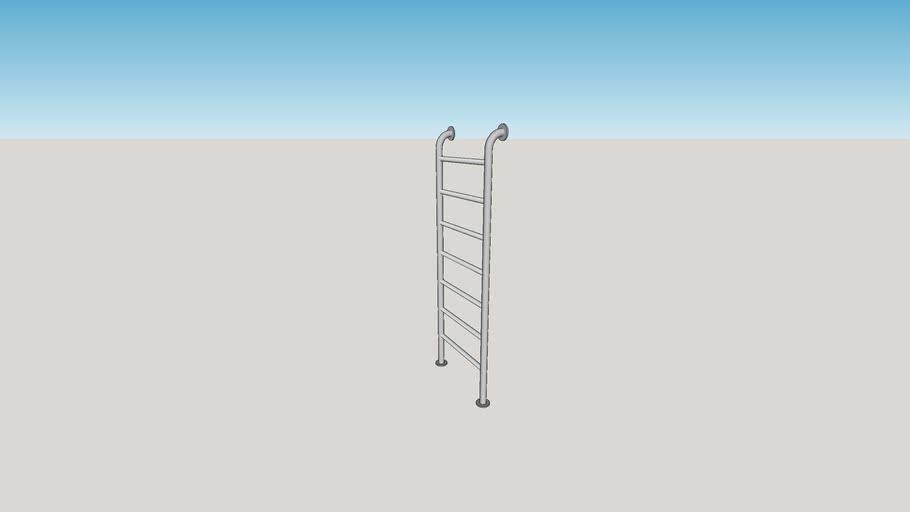 Escada marinheiro / Industrial Ladder / Rung Ladder