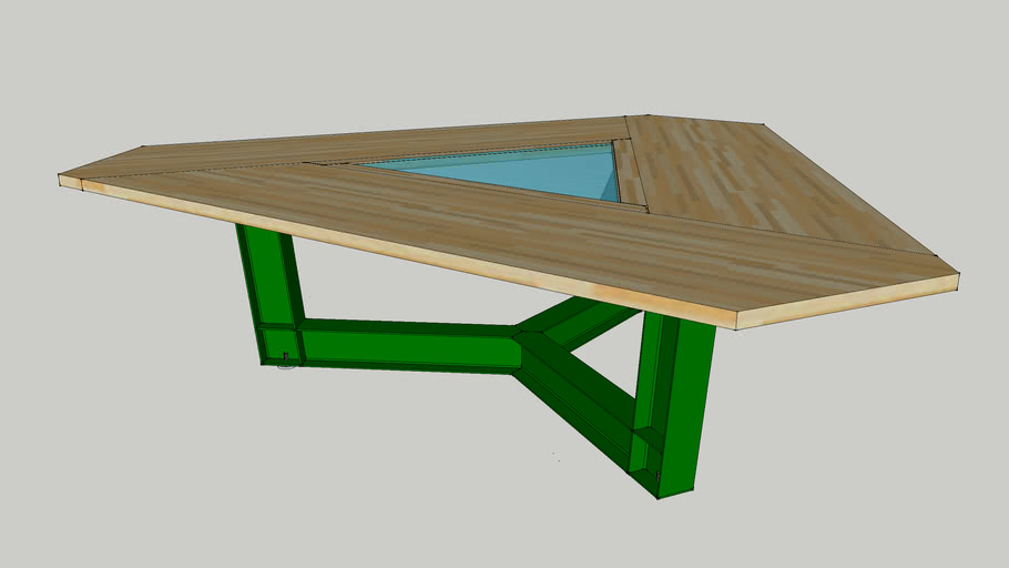 12 SEAT I BEAM TABLE FINAL