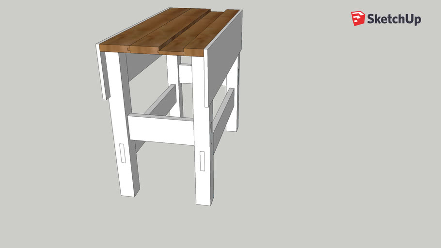 workbench- Paul Sellers Inspired