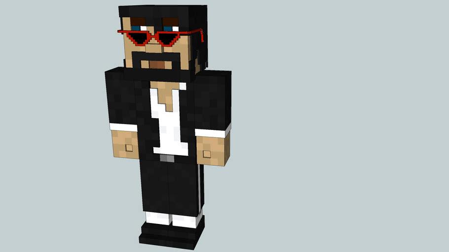 CaptainSparklez(Minecraft Version0