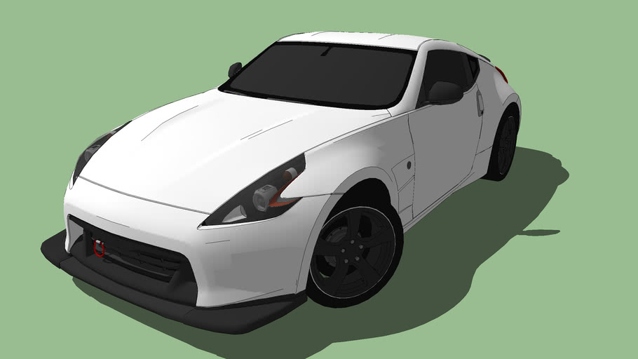 Nissan - 370Z Tuned  Ver.1.0 (2011)