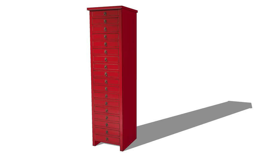 Cabinet PEKIN, Maisons du monde. Réf: 115.890 Prix: 389€