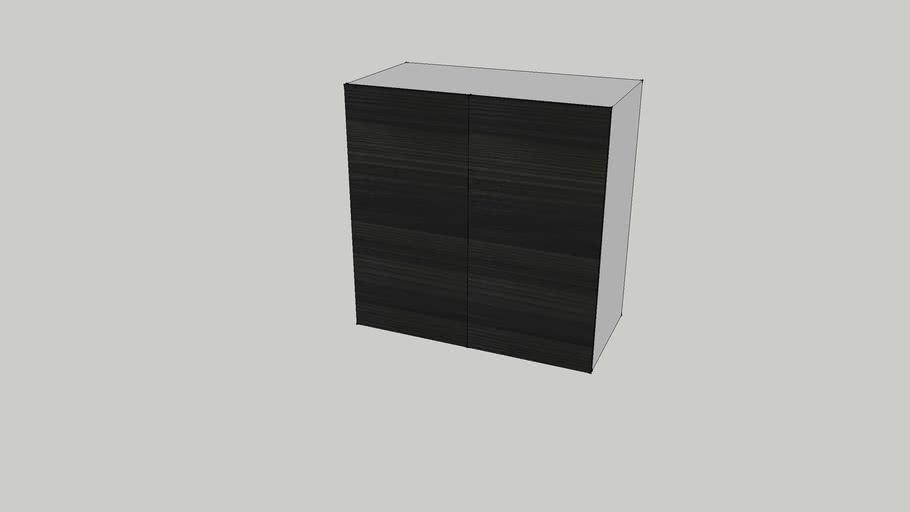 (TINGSRYD)80wall+80+shelf
