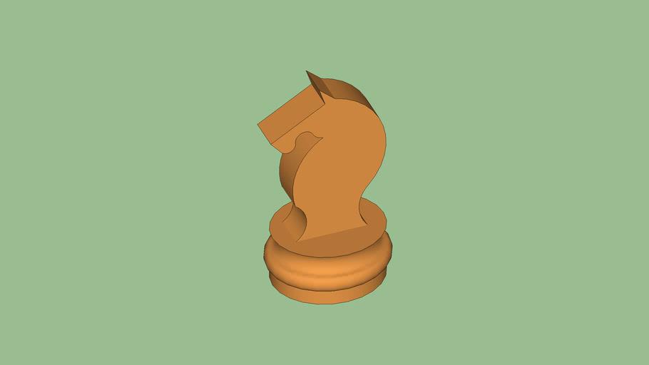 caballo de ajedrez
