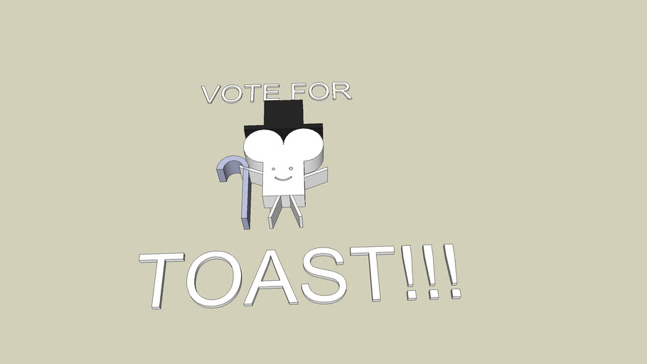 VOTE FOR TOAST!!!