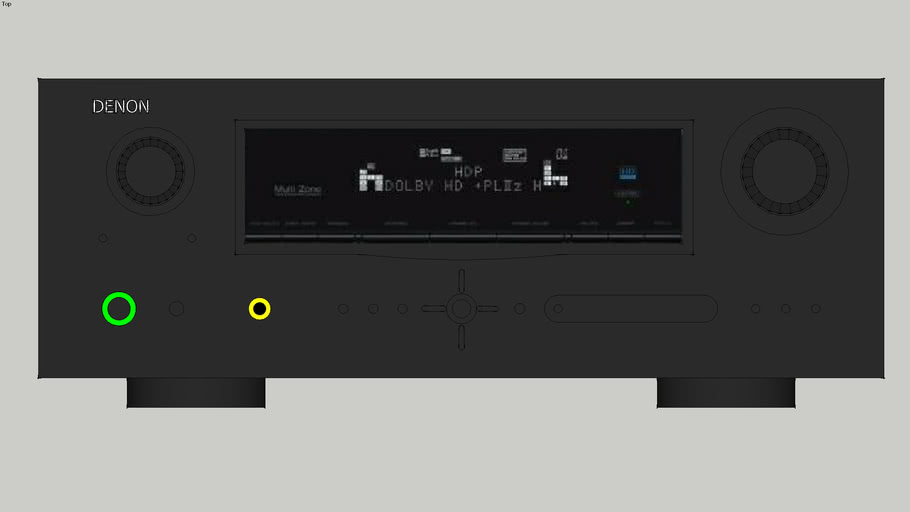 Denon AVR-2310 1:1 new