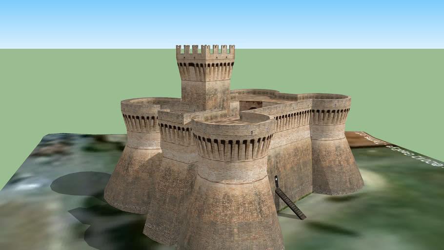 Urbisaglia Castle