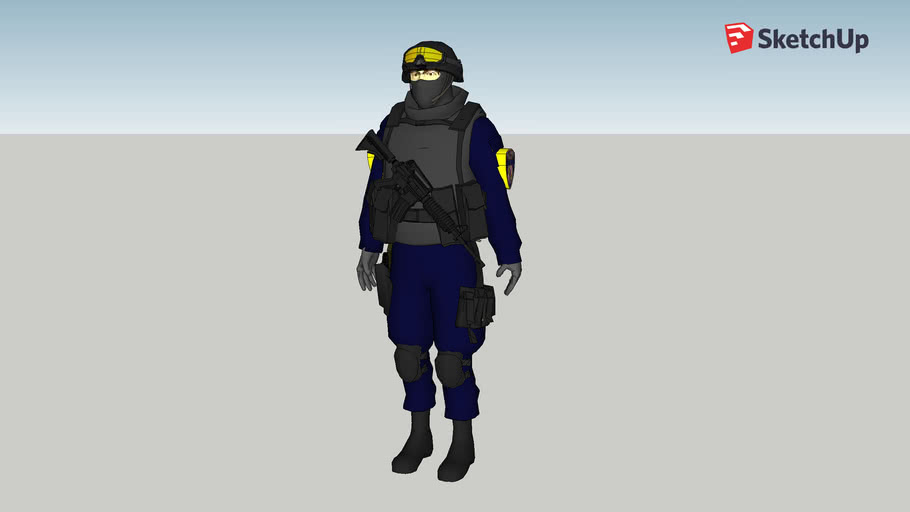 Baltimore Police QRT #5