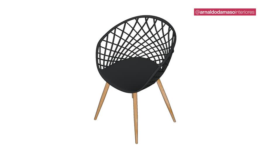 Cadeira Nest, Sidera, Nova - TOKSTOK | MOBLY |MADEIRA MADEIRA