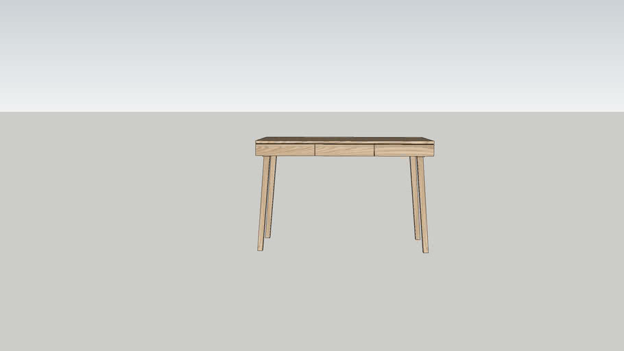 Hübsch table, oak nature