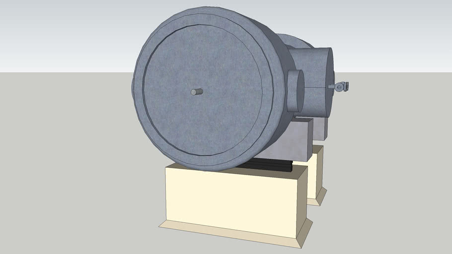Injector Test Lab Quarter Cryomodule