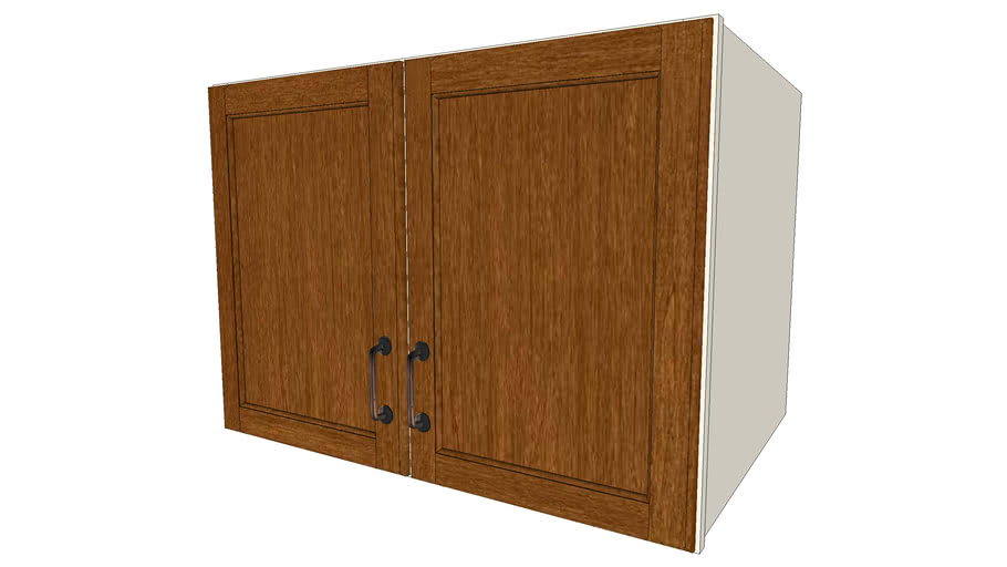 Wall Cabinets - Atwater Maple Canvas by KraftMaid® Cabinetry