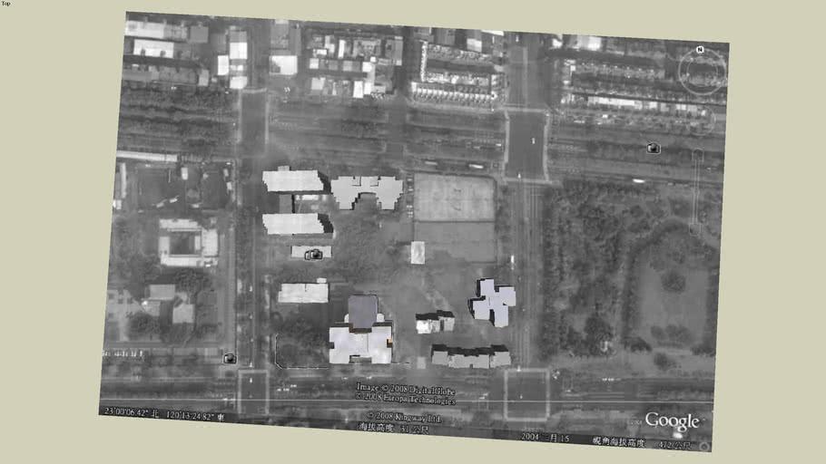 part 2 of chingyeh campus of NCKU