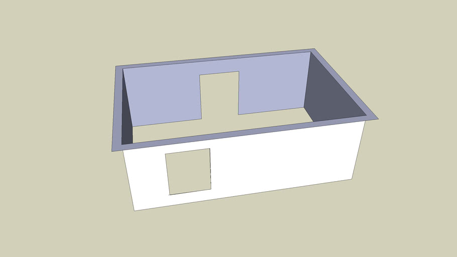 kiomi's 20'X 30' 1 bedroom apartment