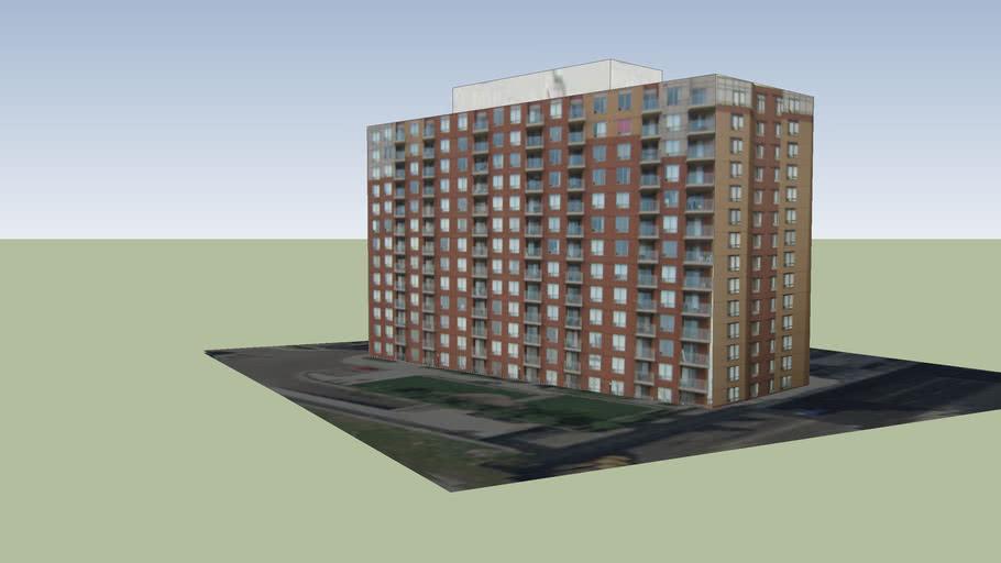 1369 Bloor St. W Apartment Complex