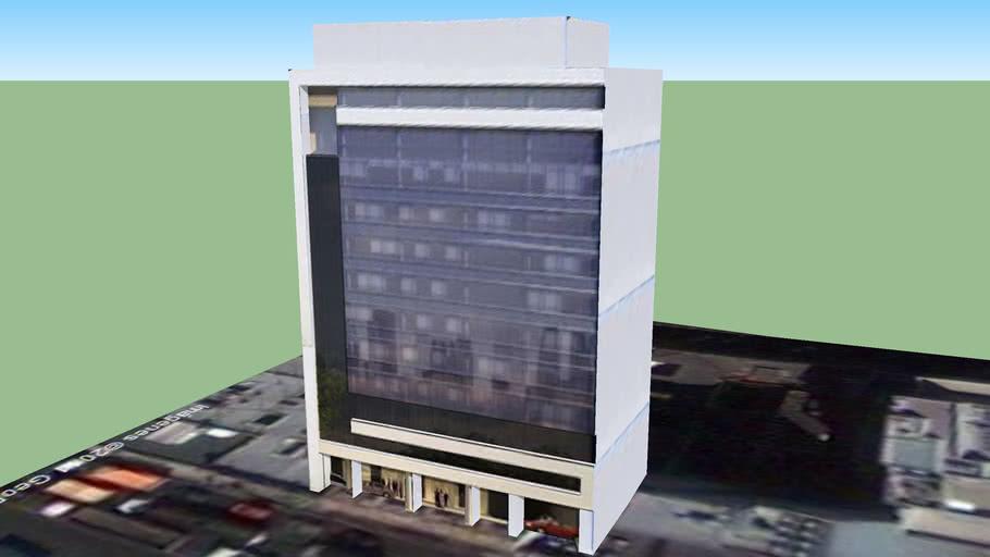 Edificio Huergo 969