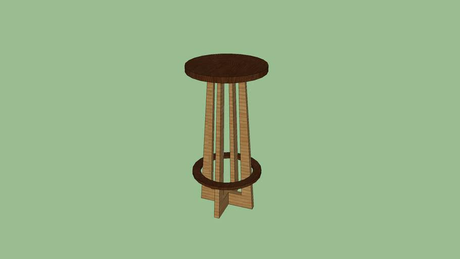 stool, banqueta