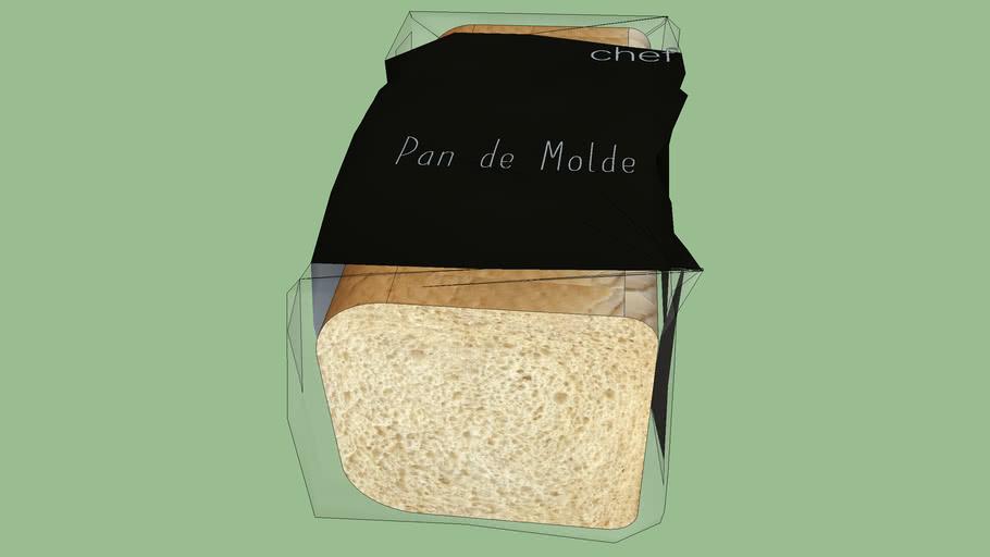 Pan de molde Chef