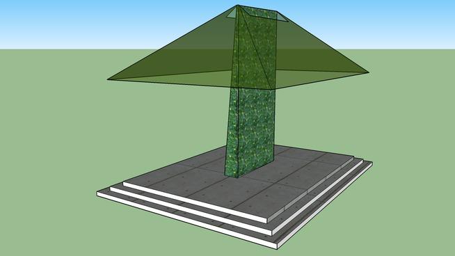 Green Glass Pavillion