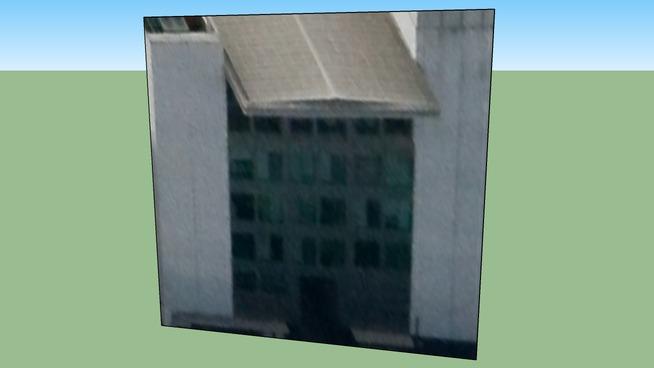 墨尔本 维多利亚, 澳大利亚的建筑模型
