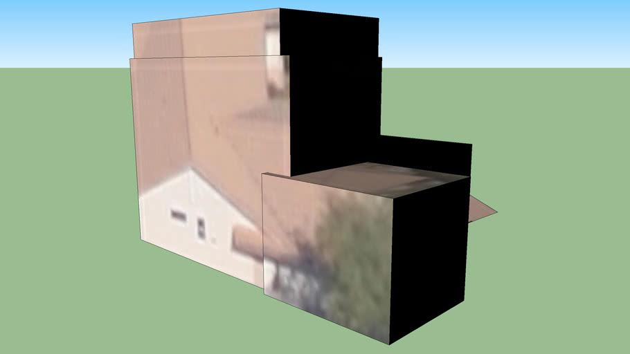 羅斯維爾, CA, USA的建筑模型