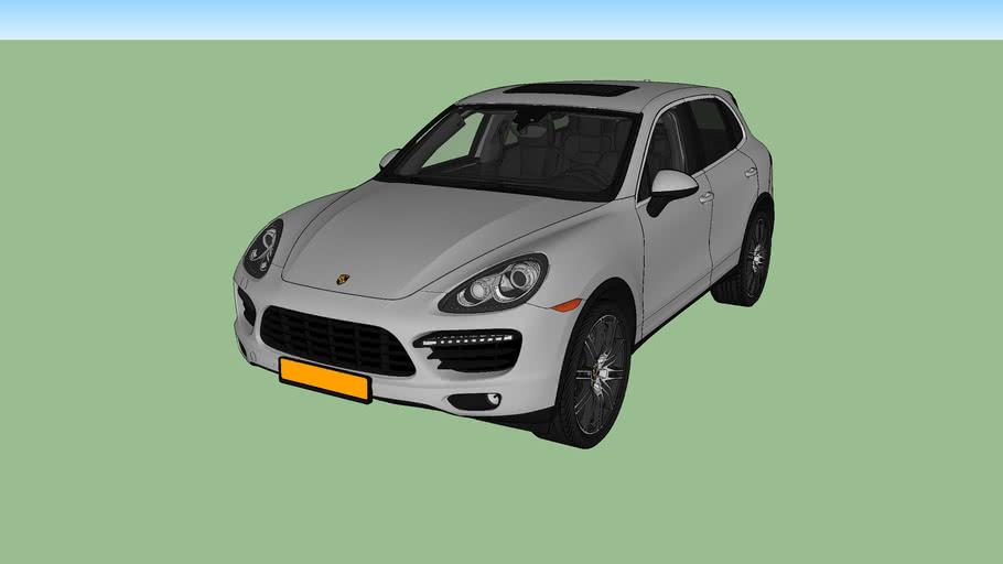 Porsche Cayenne US specs