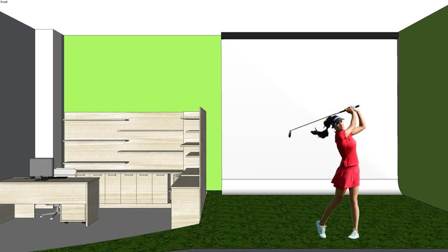 Golf - гольф.