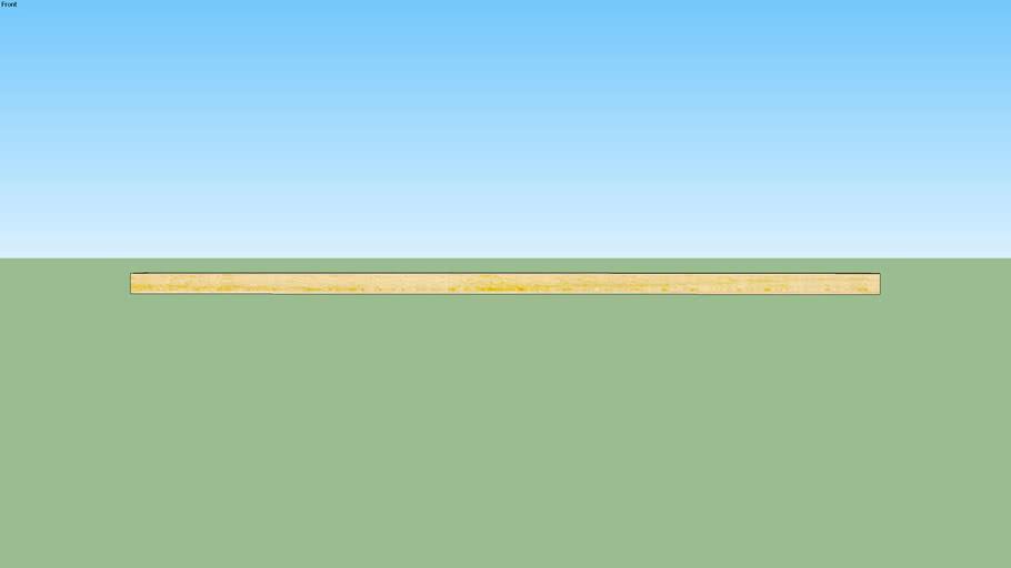 Lumber 2x4x6'