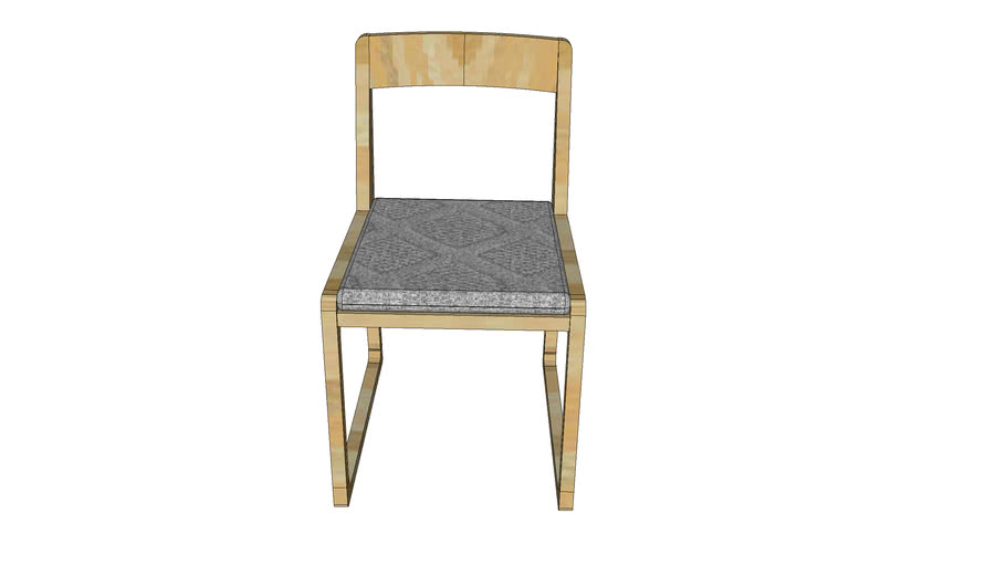 Laguna Dinding Chair
