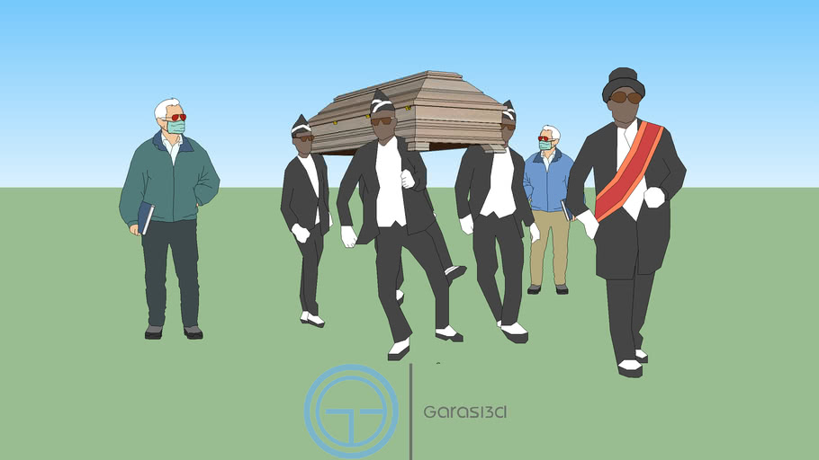 Peti Ghana coffinboys coffin dance