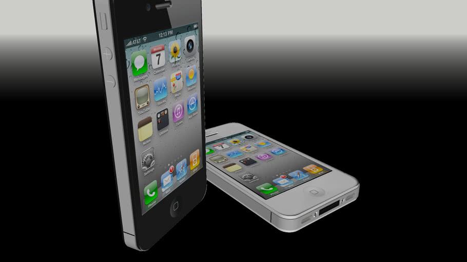 Apple iPhone 4 HD