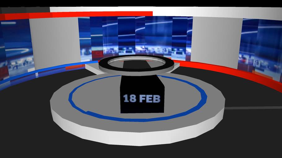 VTM Nieuws - Studio (2013-...)