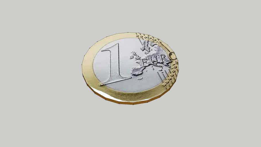 PIECE DE UN ET DEUX EURO