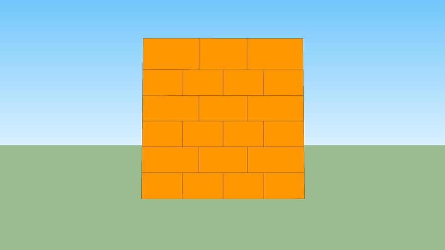 pallet orange small