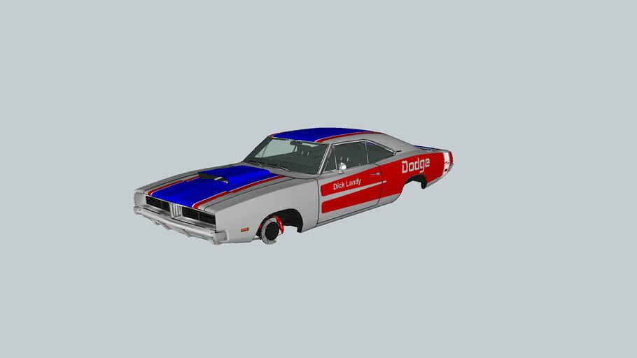 Dick Landy Charger (1 of 3)