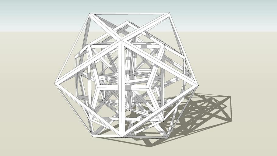 Nested Platonic Solids